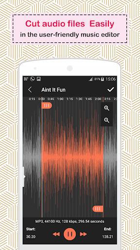 video audio cutter 4.1.9 screenshots 2