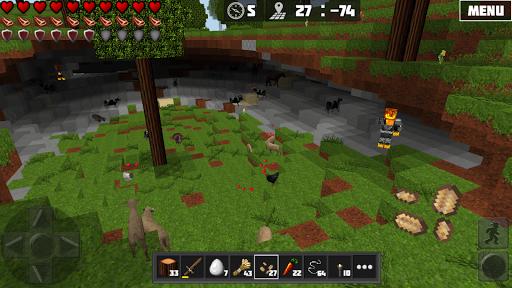 WorldCraft : 3D Build & Craft screenshot 12