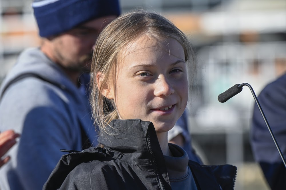 Greta Thunberg makes it to Madrid climate summit after low-carbon journey