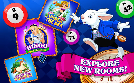 Bingo Wonderland 7.7.100 screenshots 17