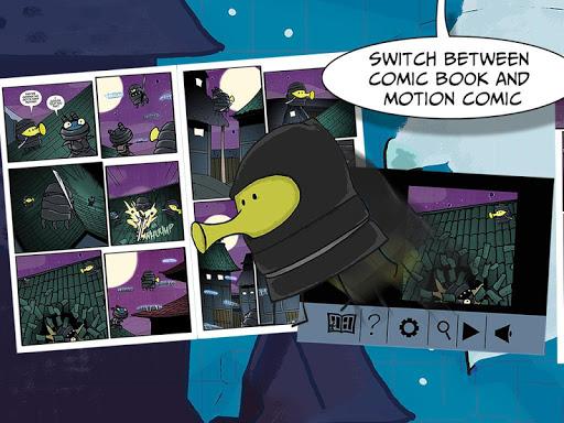 Doodle Jump Motion Comics Apk Download 5