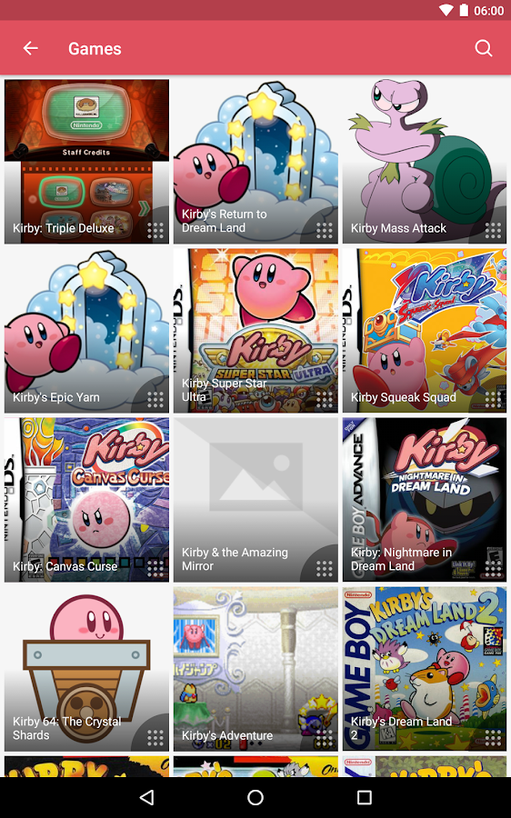 Wikia: Kirby – Screenshot