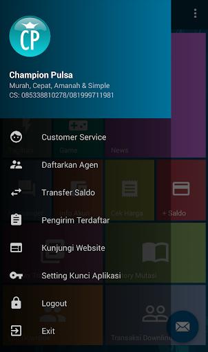 Champion Pulsa  screenshots 3