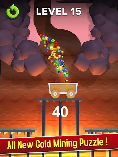 Gold Balls - Ball Games screenshot 12