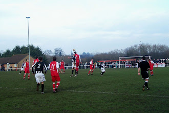 Photo: 22/01/11 v Spennymoor Town (FA Vase Round 4) 1-5 - contributed by Gary Spooner