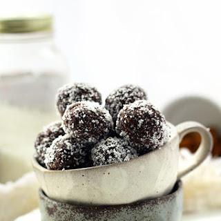 No-Bake Almond Joy Energy Balls Recipe