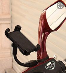 調節齒輪其實在手機支架,相機腳架都很常見