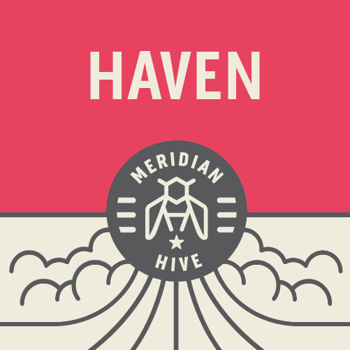 Logo of Meridian Hive Haven