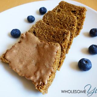 Quick Hazelnut Flax Seed Muffin (Paleo, Gluten-Free)