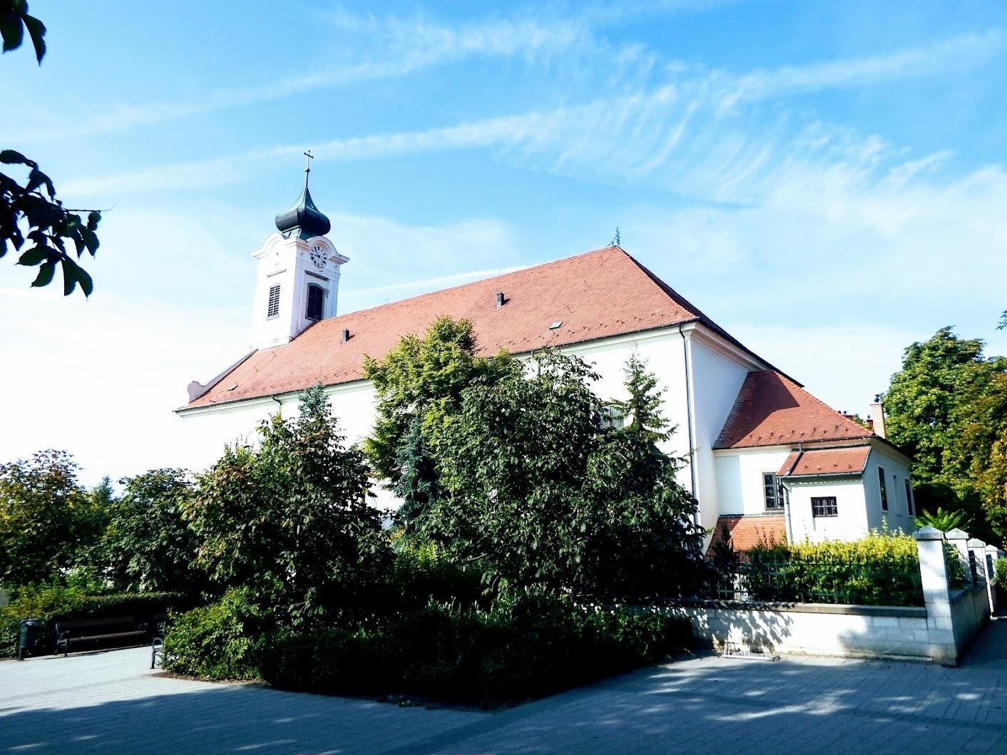 Budaörs - Nepomuki Szent János rk. templom