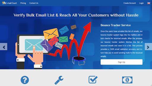 E-Mail Court – Validate Email Bulk Checker Tool screenshot 3