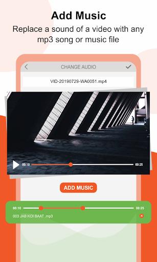 Video Voice Dubbing 1.2 screenshots 1