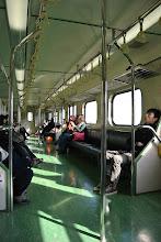 Photo: 前往台南的區間車