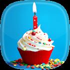 生日的动态壁纸 icon