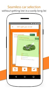 Carla - Rent a car comparing car rental companies- screenshot thumbnail