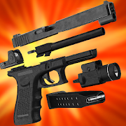 Gun Builder 3D Simulator MOD APK 1.3.8 (Free Shopping)