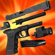 Gun Builder 3D Simulator MOD APK 1.3.8 (Free Shopping)
