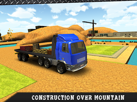 Truck Transporter Driving 3D 1.3 screenshot 70104