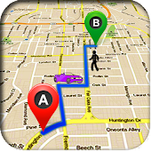 GPS Percorso Finder