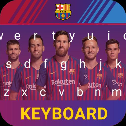 Baixar FC Barcelona Official Keyboard para Android