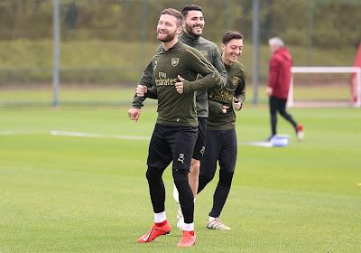 Valt Özil naast de spelerslijst van de Premier League? Arteta moet belangrijke knoop doorhakken
