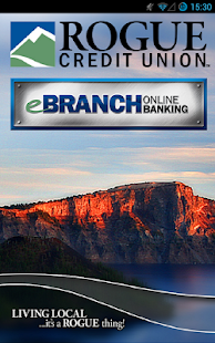 Rogue Credit Union- screenshot thumbnail