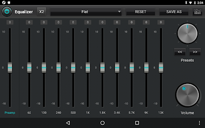 jetAudio HD Music Player APK screenshot thumbnail 13