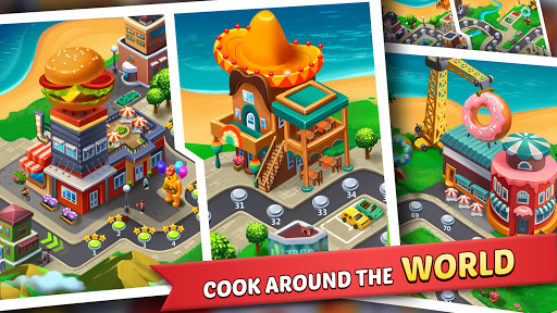 Kitchen Craze: Madness of Free Cooking Games City  screenshots 8