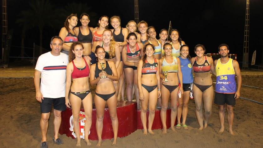 Torneo de Balonmano Playa de la Feria