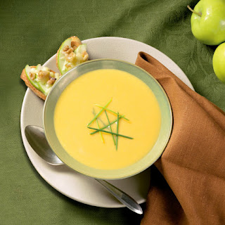 Cabot Cheddar Butternut Squash Soup