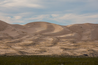 Photo: Kelso Dunes, Mojave National Preserve