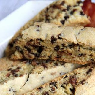 Chocolate Maple Bacon Biscotti Recipe