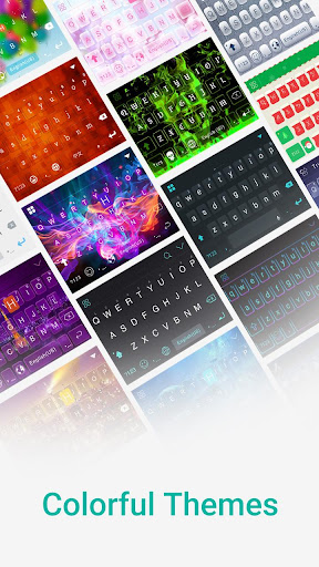 iKeyboard - emoji emoticons
