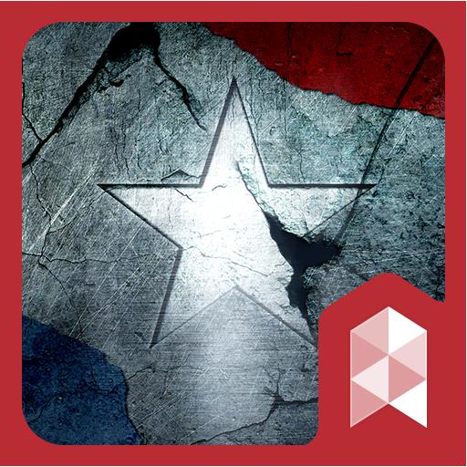 Hero War Launcher theme