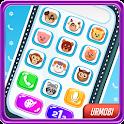 Urmobi Kids Games - Logo