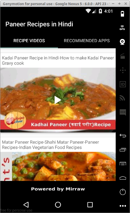 Paneer recipes in hindi android apps on google play paneer recipes in hindi screenshot forumfinder Images