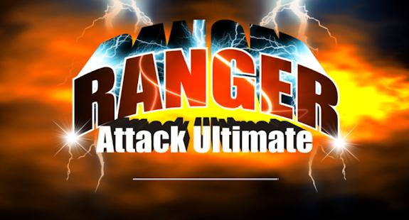 Ranger Attack Ultimate - náhled