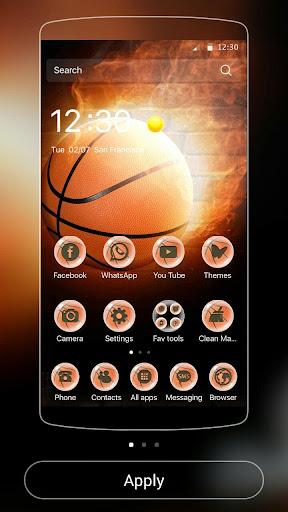 バスケットボールのテーマ 2016 バスケットボールの瞬間