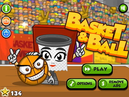 Basket and Ball- screenshot thumbnail