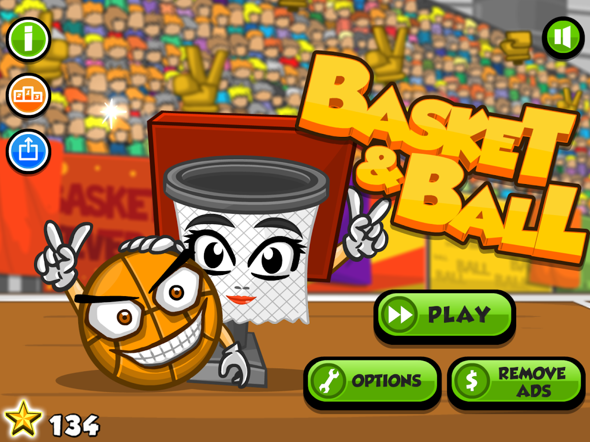 Basket and Ball- screenshot