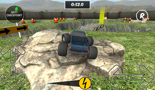 Toy Truck Rally 3D  captures d'u00e9cran 1
