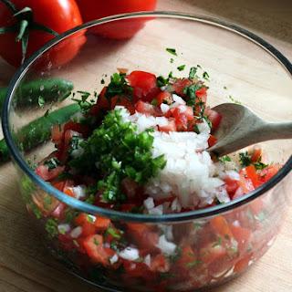 Fresh Salsa No Lime Recipes.