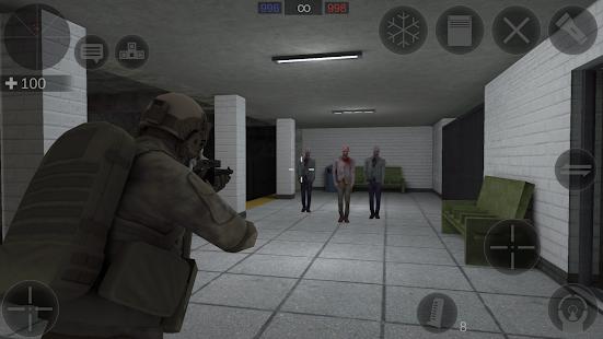 Zombie Combat Simulator v1.2 APK Obb Data Full Full