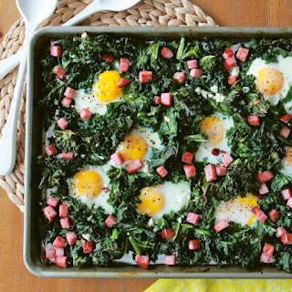 Molly Gilbert's Green Eggs and Ham.