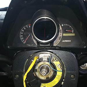 アルテッツァ SXE10 RS200のカスタム事例画像 ヤナギさんの2020年10月15日11:30の投稿