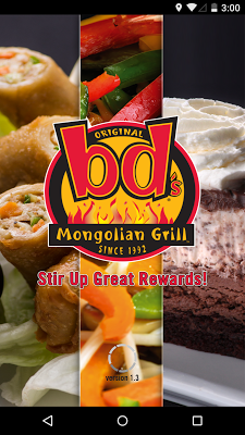 bd's Mongolian Grill - screenshot