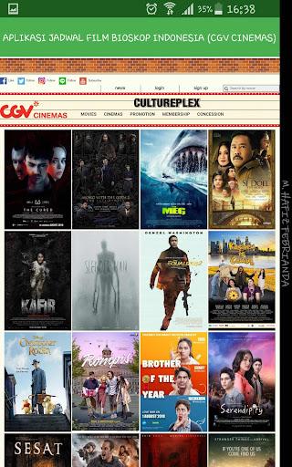 Aplikasi Jadwal Film Bioskop Indonesia 1.0 screenshots 16