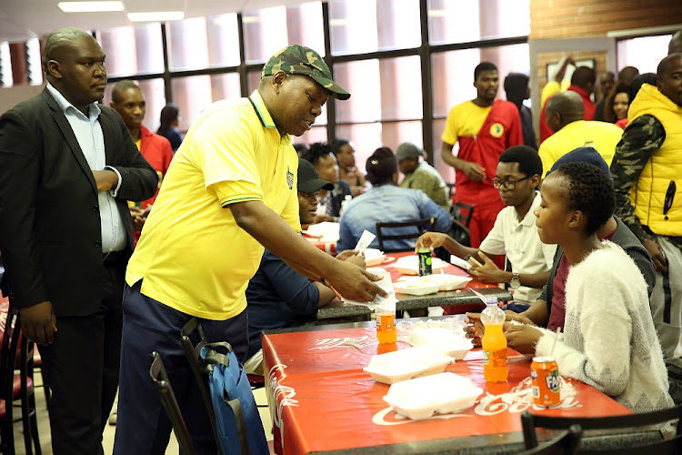ANC presidential hopeful Mkhize dishes out SRC election ...