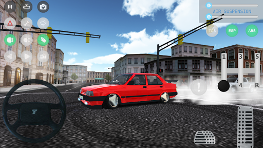 Car Parking and Driving Simulator android2mod screenshots 8