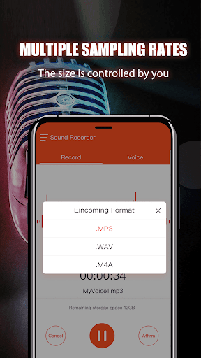 Voice Recorder & Audio Recorder 1.0.4 app download 2